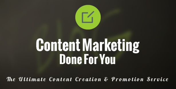 content marketing, done for you, services, growth bloggers