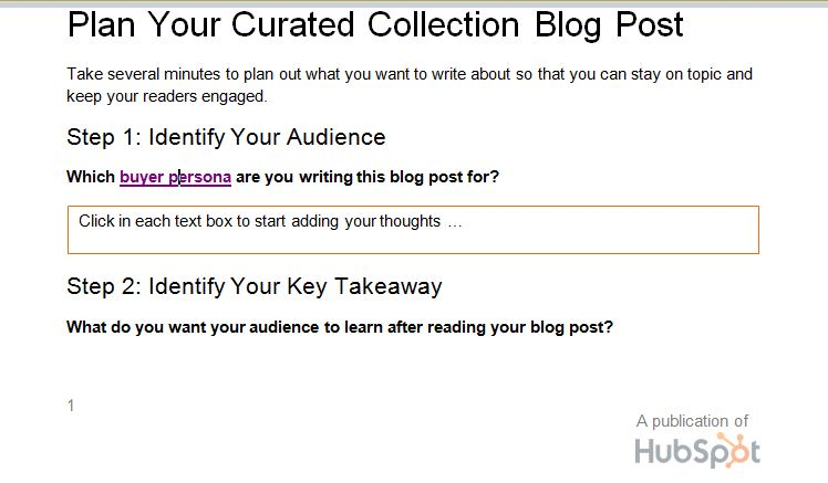 sample link, 5 downloable hubspot, best blog writing templates, gerome soriano, growth bloggers